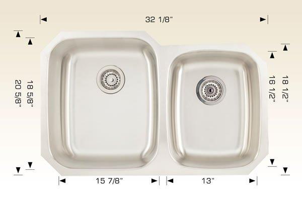 Builder Series Kitchen Sink 207035