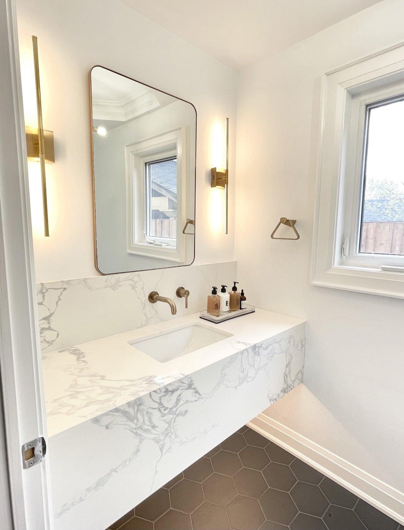 Imperial Granite & Stone Ltd. Bathroom Project