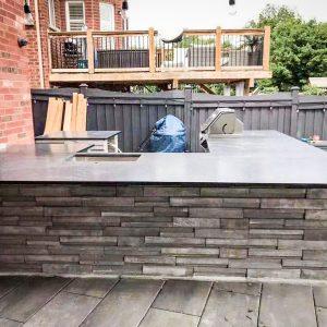 Outdoor Natural Stone Countertop
