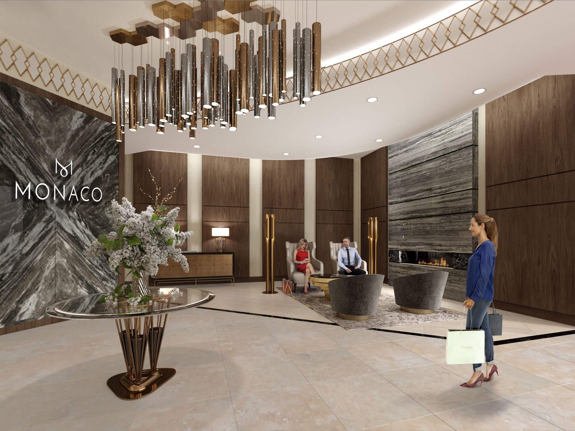 Monaco Collingwood Condos