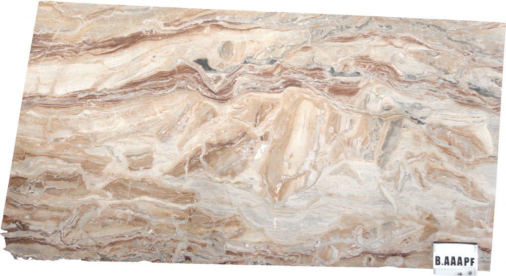 Arabescato Rosso Orobio Marble