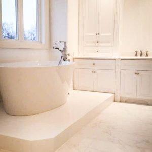 Countertop and Bathroom Vanity Installation Markham
